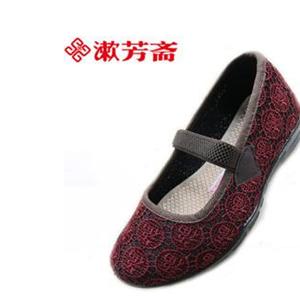 漱芳斋布鞋加盟