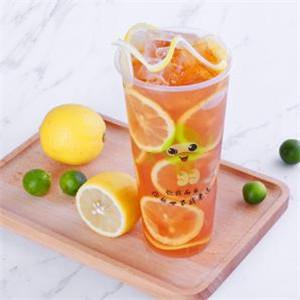 桔莓柚苹奶茶橙汁