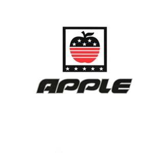 苹果运动鞋