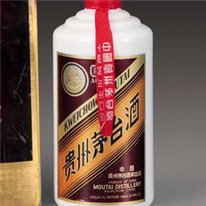 陈年茅台酒品牌