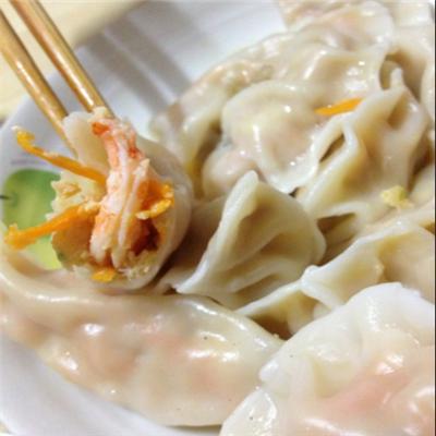 多福水饺虾仁