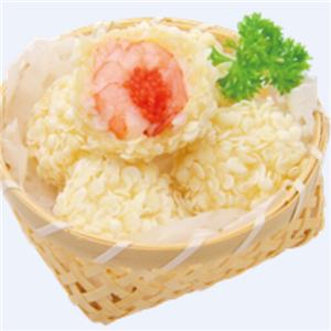 台美呷中式五谷汉堡招牌