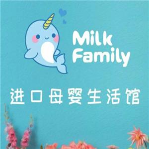 MilkFamily进口母婴加盟