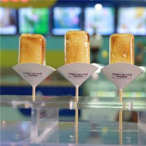 雪之丘烤棉花糖冰淇淋特色