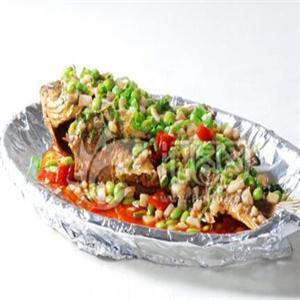 江湖渔道纸包鱼