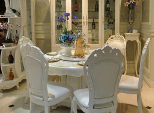 沃特美家家具餐桌