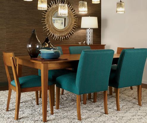 沃特美家家具木桌