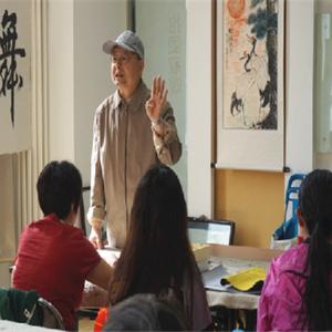 武艺轩书画培训教师