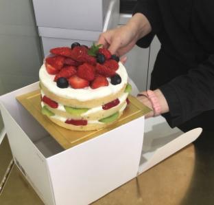 美藝甜水果蛋糕