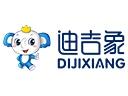 迪吉象腦力全開益童王國品牌logo