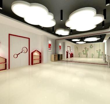 卓玥国际舞蹈门店1
