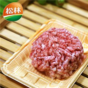 松林猪肉健康