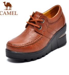 骆驼女鞋加盟
