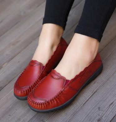 駱駝女鞋媽媽鞋