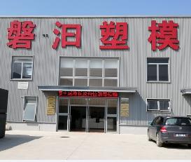 磐汩中空塑料模板大門