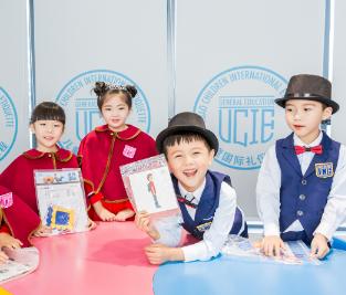 UCIE兒童國際禮儀課程產品2