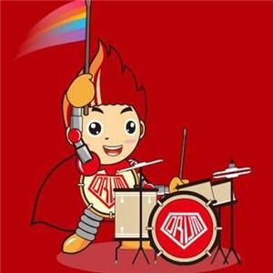 鼓超人紅色
