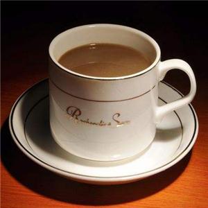 后街咖啡盘子