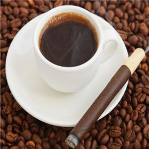 后街咖啡新鲜