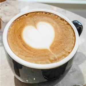 后街咖啡醇香