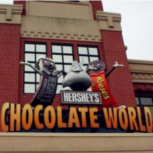 好时巧克力世界