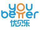 优贝乐美式托育品牌logo