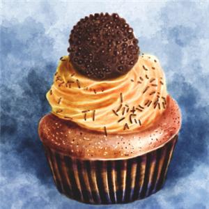 黛慕蛋糕巧克力