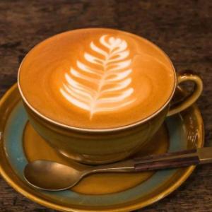 小咖咖啡招牌