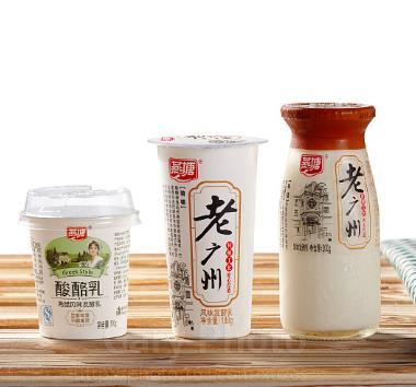燕塘鮮牛奶酸奶