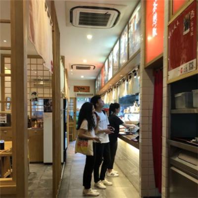 茶憩贩门店