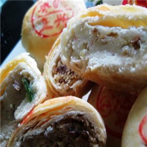 高橋松餅好吃