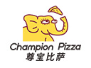 尊寶比薩品牌logo