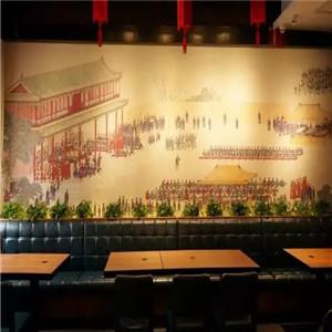 故宮角樓餐廳品牌