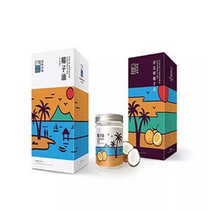 海島故事椰子油產品