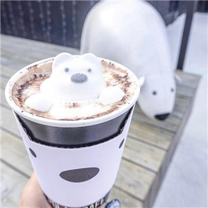 Polar Cafe特色