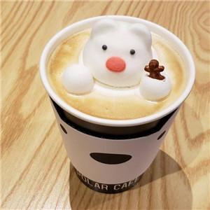 Polar Cafe招牌