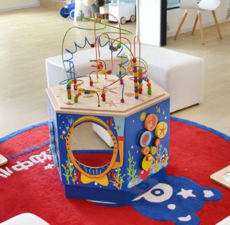 佳诺国际婴幼中心产品