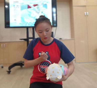 佳诺国际婴幼中心员工2