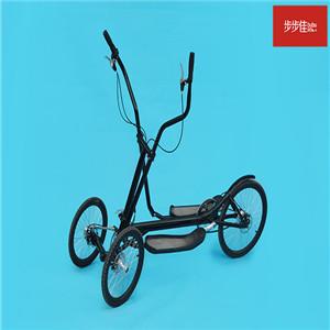 步步佳智能健身车单车