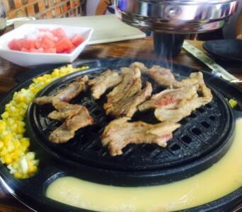 東北木炭烤肉