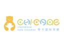 奇卡国际早教品牌logo