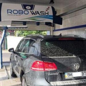 镭速全自动洗车机机子