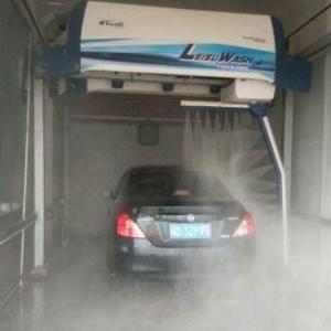 镭速全自动洗车机特点