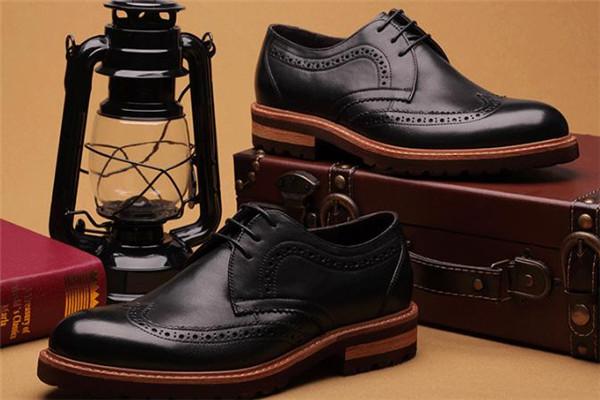 金利来男鞋新款