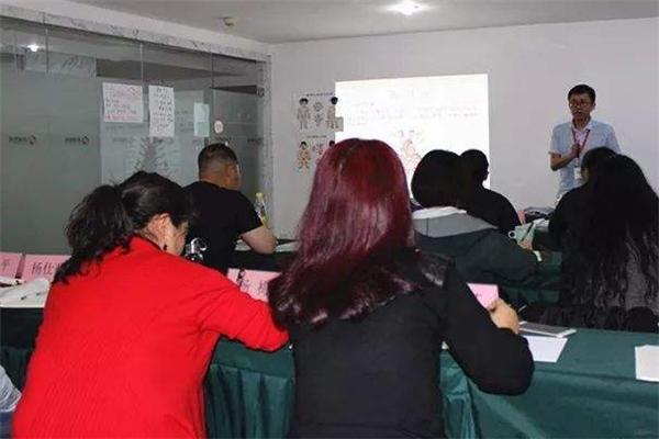茸欣职业技术培训课堂