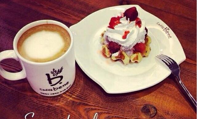 caffebene甜品甜点