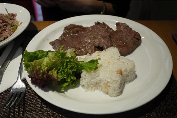 凯乐文地中海餐厅牛排