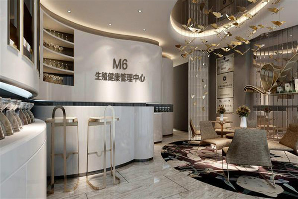 M6国际女性私密健康产业协会店内