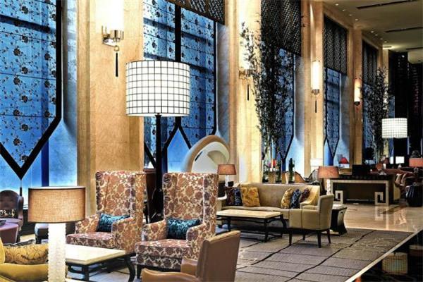 索菲特泰耐克大酒店內部環境