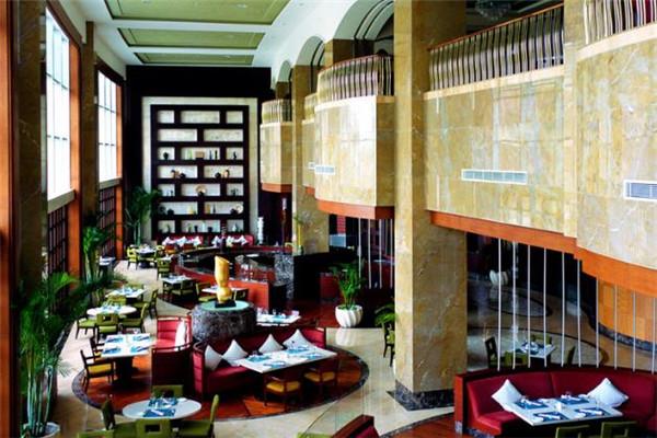 索菲特泰耐克大酒店內部裝飾